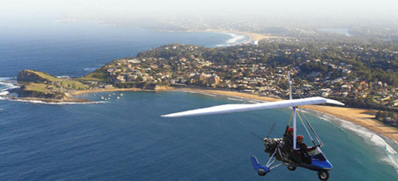 Microlight Adventures | Joyflights | Central Coast NSW Australia